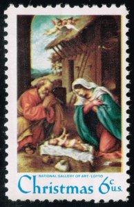 US #1414d Nativity; MNH (3Stars)