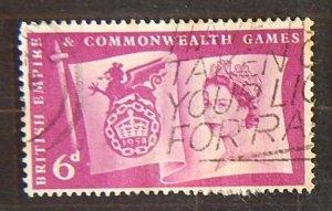 Great Britain Queen 6d (1973-T)