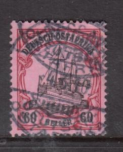 German East Africa #38 Very Fine Used