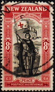 New Zealand. 1946 8d S.G.675 Fine Used