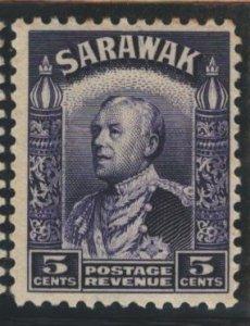 Sarawak Sc#115 MH