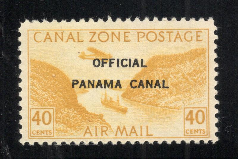 CZ#CO6 Air Post Official - Unused - O.G. (Without Overprint)