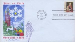 1321 5c CHRISTMAS - Overseas Mailers