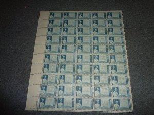 US SCOTT# 978, FULL SHEET, MNH, OG