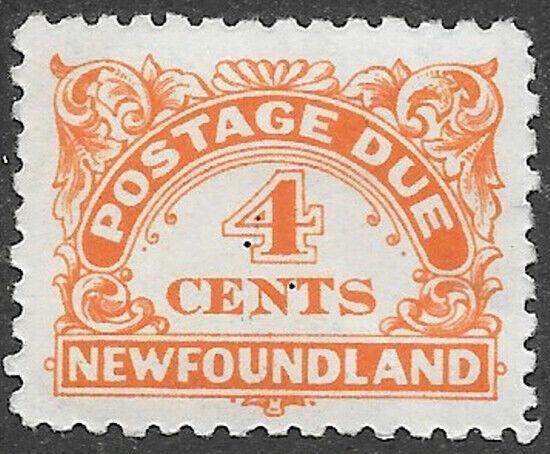 Newfoundland Postage Due Selection Mint Unitrade Catalog C$90