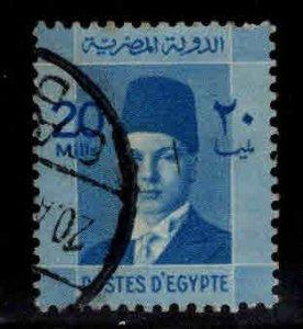 Egypt Scott 215 Used stamp