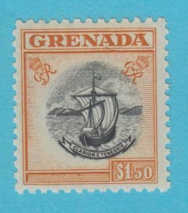 GRENADA 162  MINT HINGED OG * NO FAULTS VERY  FINE !