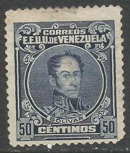VENEZUELA 280 VFU O127-1