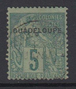 GUADELOUPE, Scott 17, used