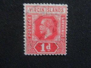 Virgin Islands #39 Used WDWPhilatelic (J8N6)