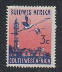 Southwest Africa - 1962 - SC 271 - MH