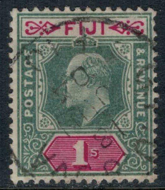 Fiji #67  CV $77.50  nice June 18, 1904 cancellation