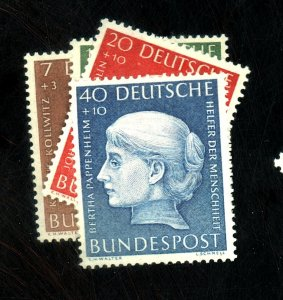 GERMANY #3N4-55 9 13 USED FVF Cat $19