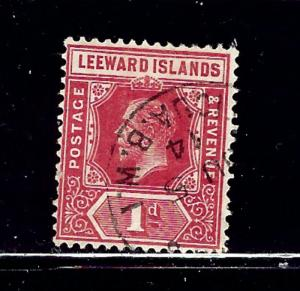 Leeward Is 48 Used 1912 issue