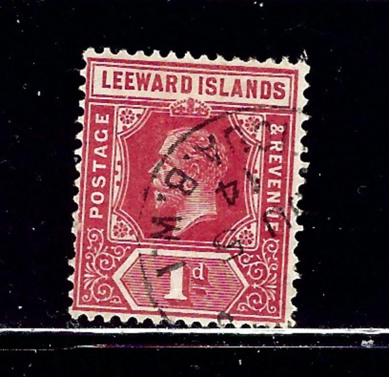 Leeward Is 48 Used 1912 issue