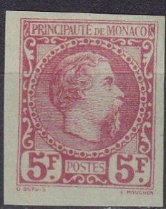 Monaco #10 Imperf Proof  (Z3792)