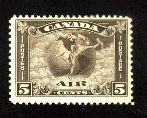 CANADA #C2 MINT F-VF OG HR Cat $85
