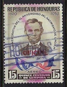 Honduras CO104 VFU R460-2