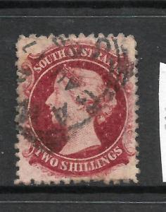 SOUTH AUSTRALIA 1868-79   2/-    QV    FU   SG 86