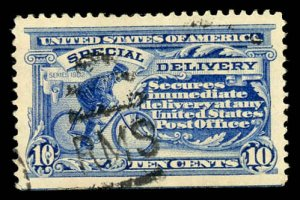 USA E8 Used RMS Cancel