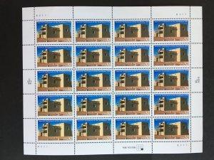 1998 sheet Spanish Settlement Sc# 3220
