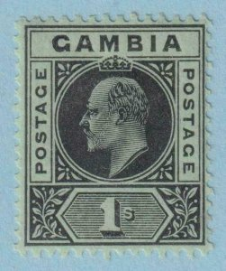 GAMBIA 59  MINT HINGED OG * NO FAULTS EXTRA FINE !