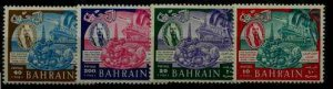 Bahrain 153-56 MNH Trade fair SCV16.95