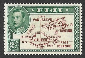 Doyle's_Stamps: Mint Fiji Scott #120* w/o 180-Degree H/OG