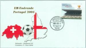 67879 - PORTUGAL - POSTAL HISTORY -  FDC Cover  2004: EUROPEAN  FOOTBALL