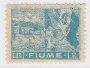Fiume 1919 2C Very Fine MNH** Stamp A21P11F4958