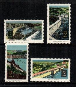 Germany DDR  1039 - 1042  MNH cat $ 1.10