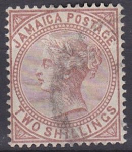 Jamaica 29 used (1897)