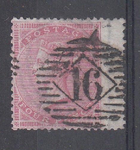 Great Britain Scott 26 Used (Catalog Valuer $110.00)