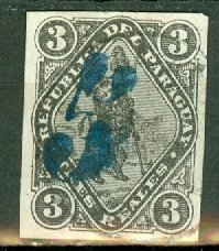 M: Paraguay 6 used CV $650