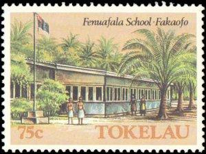 Tokelau #126-131, Complete Set(6), 1986, Never Hinged