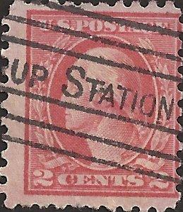 # 425 USED ROSE RED GEORGE WASHINGTON