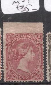 Transvaal SG 165a MOG (5dhu)