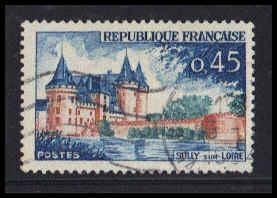 France Used Fine ZA5069