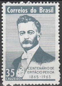 Brazil #1002 MNH (S2354L)
