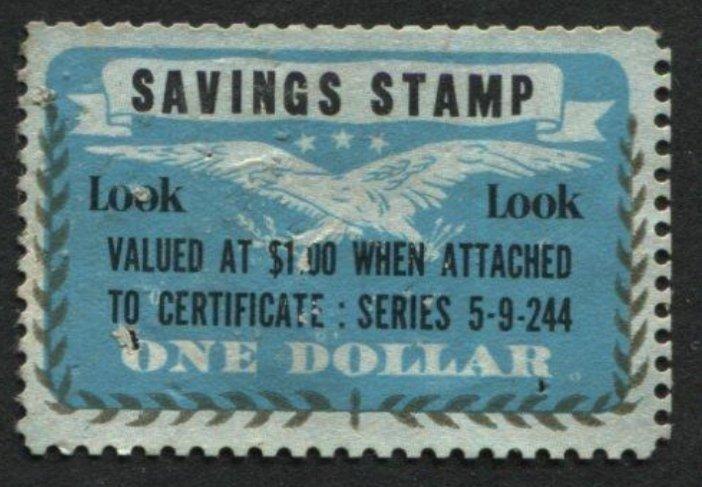 USA, 1 dollar
