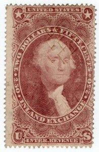 (I.B) US Revenue : Inland Exchange $2.50