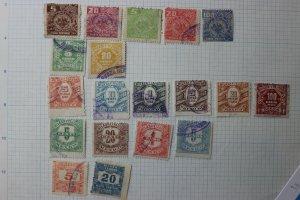 Mexico Revenue HT34B/65B Hilaza y Tejidos 1898-1903 fabric textile 100p pesos