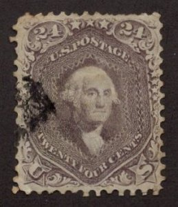 US Stamp Scott #70 Used SCV $300 with Free Shipping. Make Offer!!