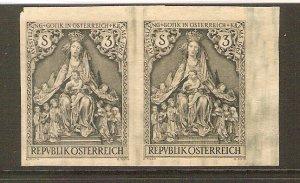 Austria 1967 Gothic in Austria exhibition