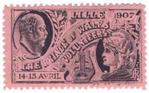 (I.B) France Cinderella : Delandre (Prince of Wales Volunteers)