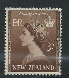 New Zealand SG 715  Used