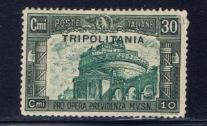 Tripolitania B50 No Gum 1930 issue