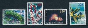 [CA012] Caribbean Netherlands 2011 Corals MNH