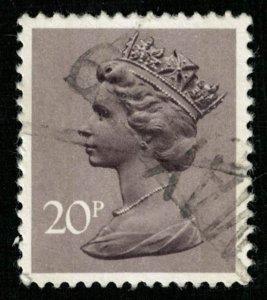 20P Queen Great Britain (T-4780)