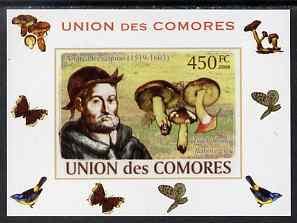 Comoro Islands 2008 Botanists & Fungi #2 Andrea Cesal...